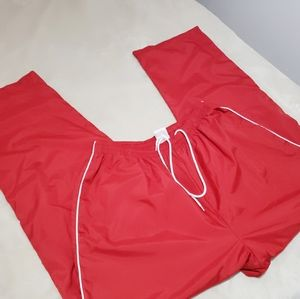 Red Activewear XL